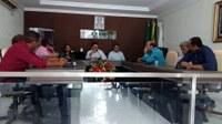 Câmara Municipal realiza Sessão Extraordinária para apresentação, discussão e votação do projeto de Lei Nº 001/2017, de autoria do Poder Executivo