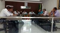 Câmara se reúne para tratar de projeto de resolução nº 001/2017