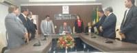Câmara Municipal de Rafael Godeiro realiza Sessão Preparatória de Instalação e posse dos Vereadores para a Legislatura 2017/2020